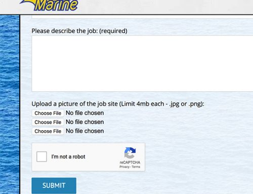 Great Leads from Custom Contact Forms