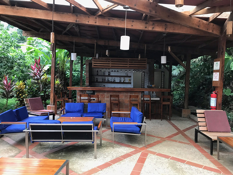 Itamandi EcoLodge Bar