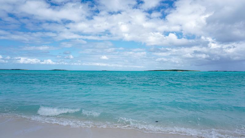 Coco Plum Beach on Great Exuma